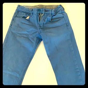 Light blue Burberry Jeans